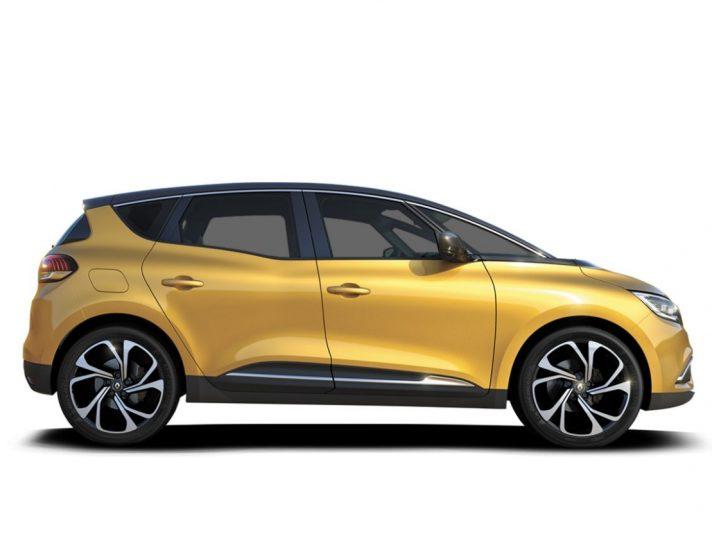 Napaka v zasnovi motorjev Renault